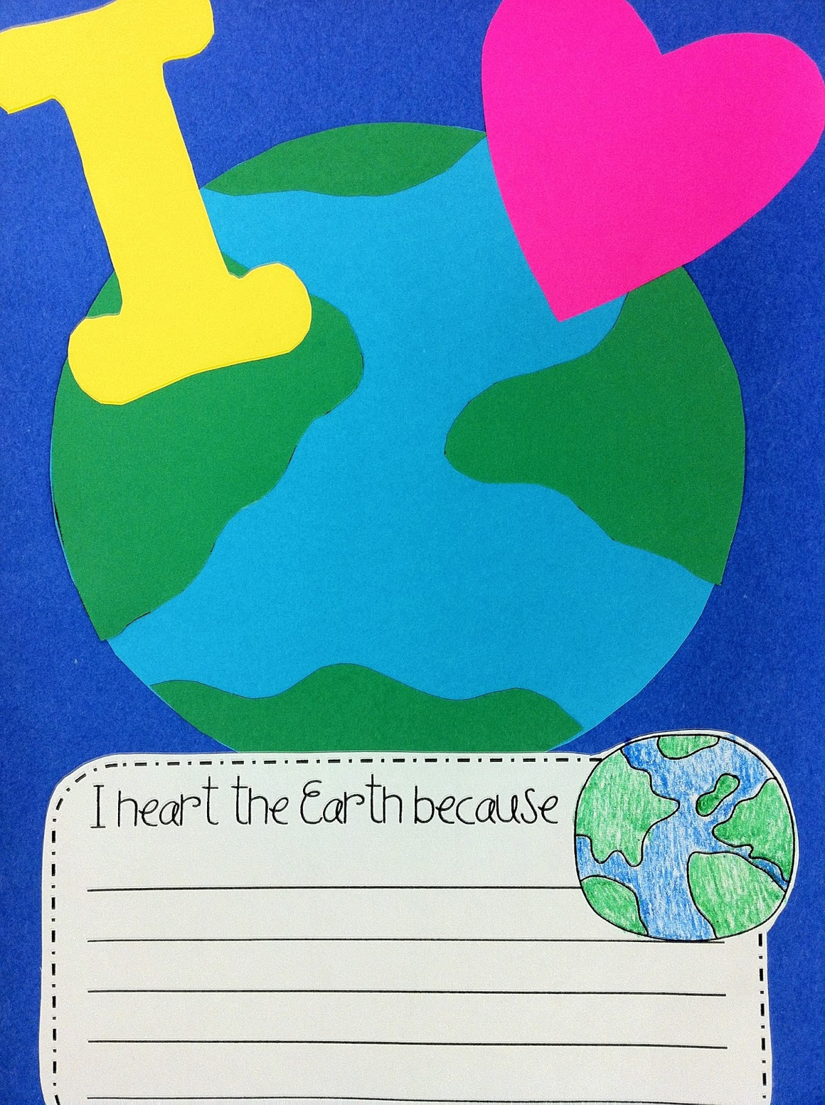Creative Lesson Cafe Earth Day Activities In The Classroom