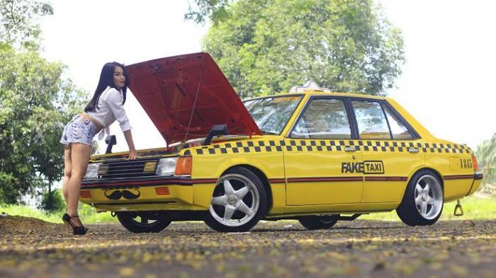Mobil Keren Di Modif Jadi Mobil Taxi Taksi Wilayah Daerah Indonesia Paling Bagus