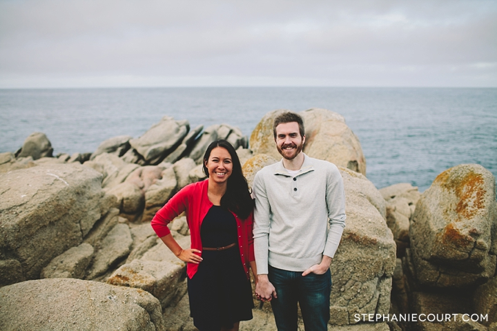 engagement photos at lovers point