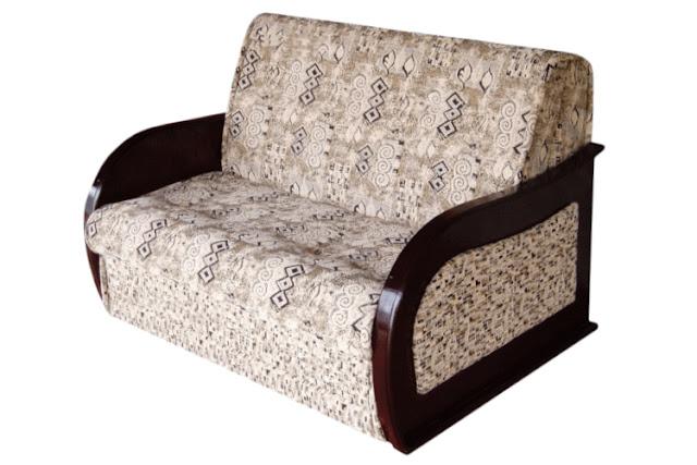 sofa gỗ đơn