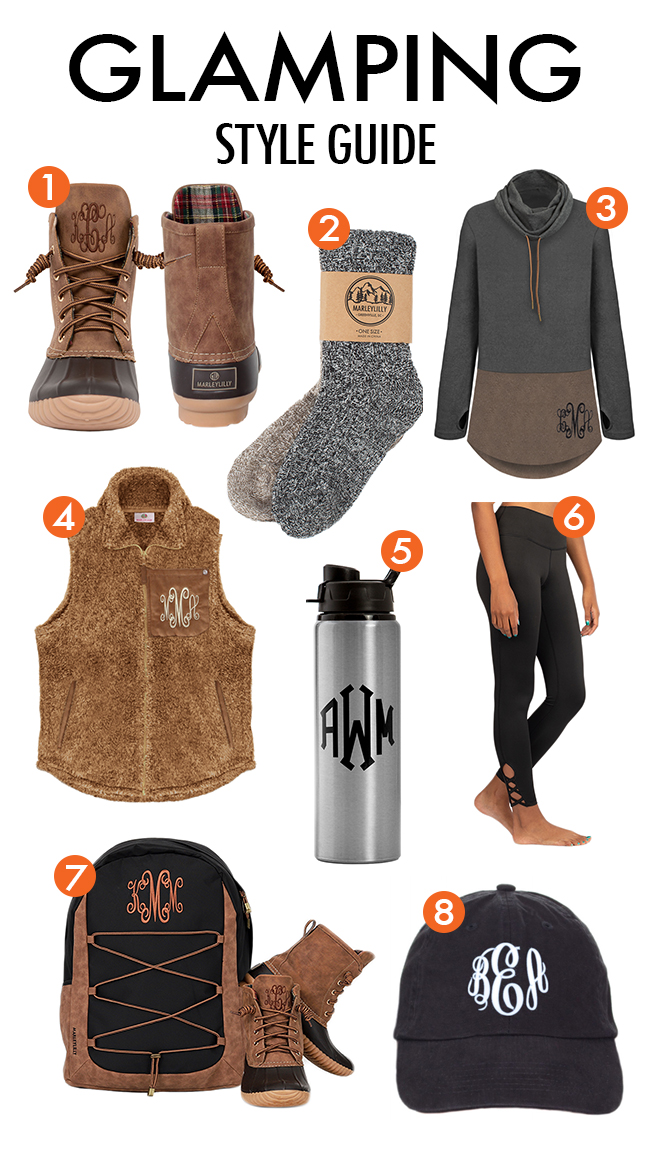 outdoors monograms