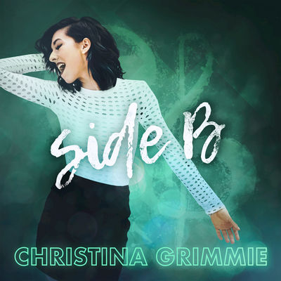 Christina Grimmie - Side B (EP) - Album Download, Itunes Cover, Official Cover, Album CD Cover Art, Tracklist