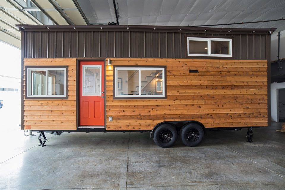 tiny house town big freedom tiny house. Black Bedroom Furniture Sets. Home Design Ideas