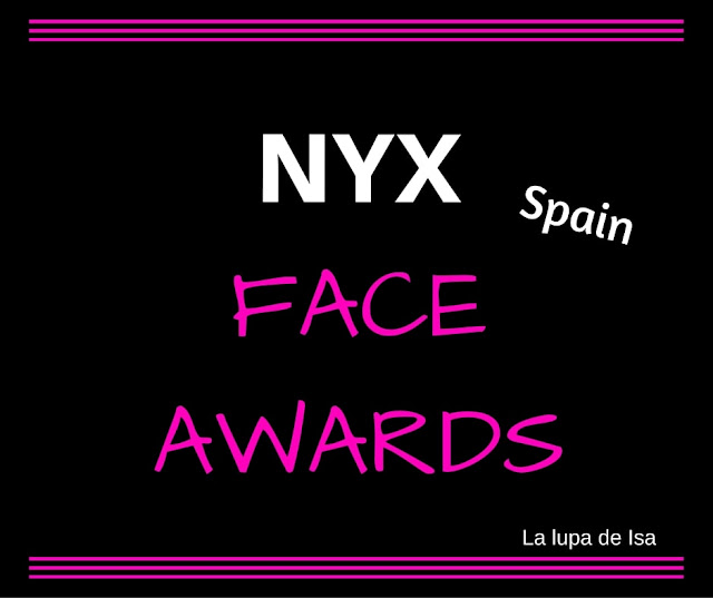 NYX Spain Face Awards