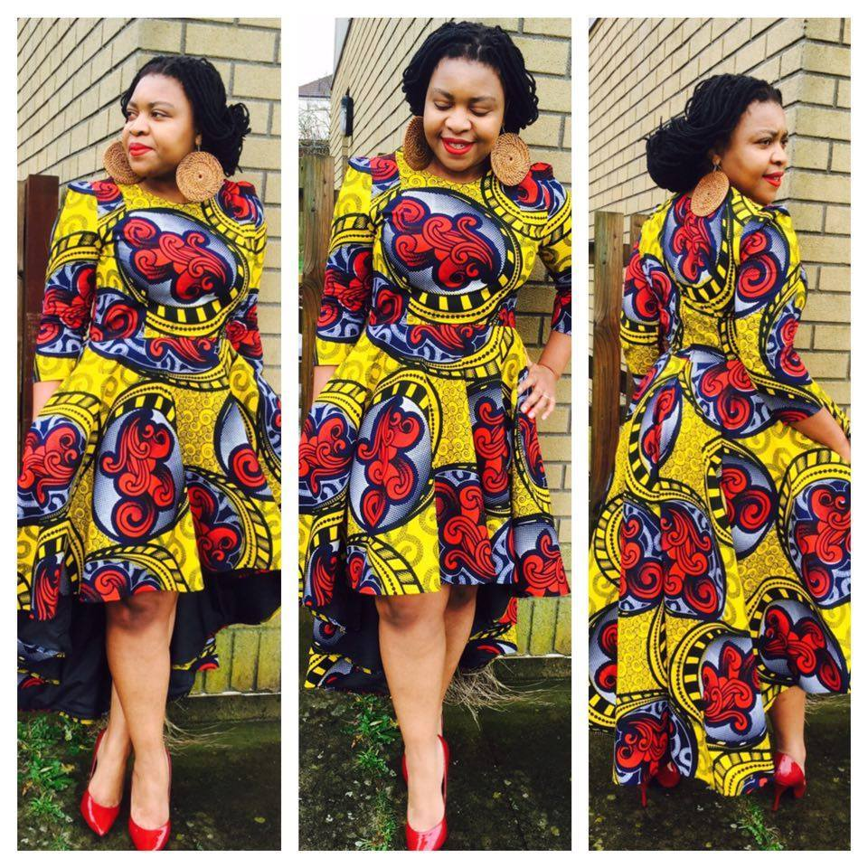 Sophie Mbeyu Blog: PENDEZA NA MISHONO/ MITINDO YA VITENGE