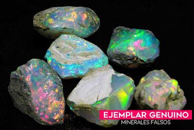 opalo genuino etiopia | foro de minerales