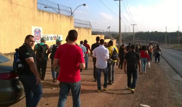 682 bandidos liberados pelo indulto de Pascoa - Pedrinhas