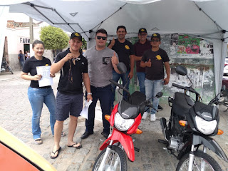 Venda Premiada faz entrega de motos para ganhadores de São Vicente
