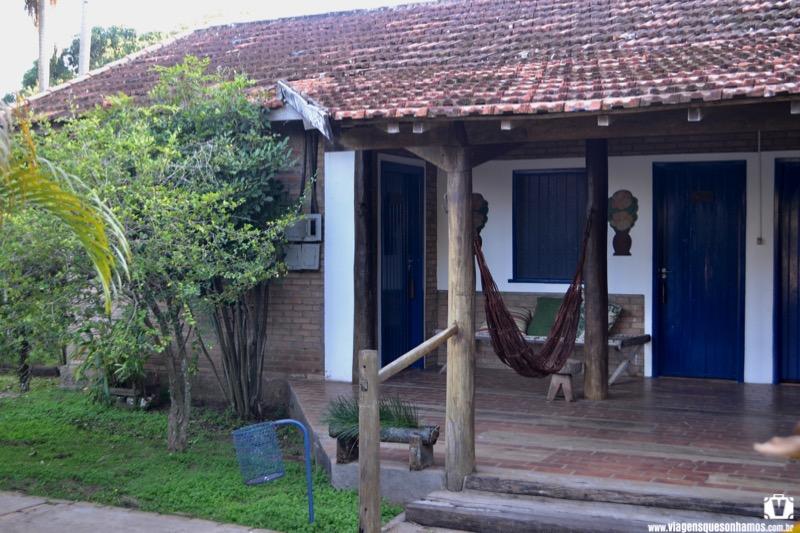 Onde se hospedar no Pantanal