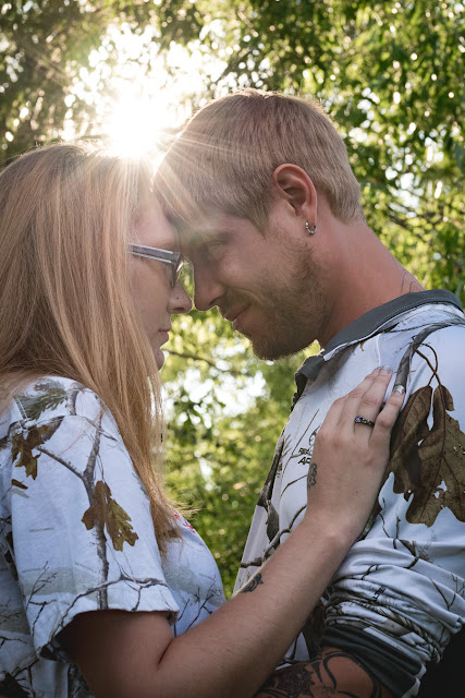 Twin Cities Couples Session
