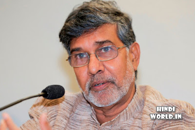 Kailash Satyarthi Biography
