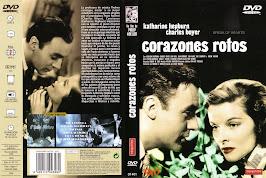 Corazones rotos (1935) - Carátula