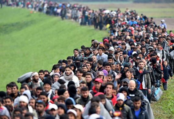 UN says the number of international migrants has reached 258 million