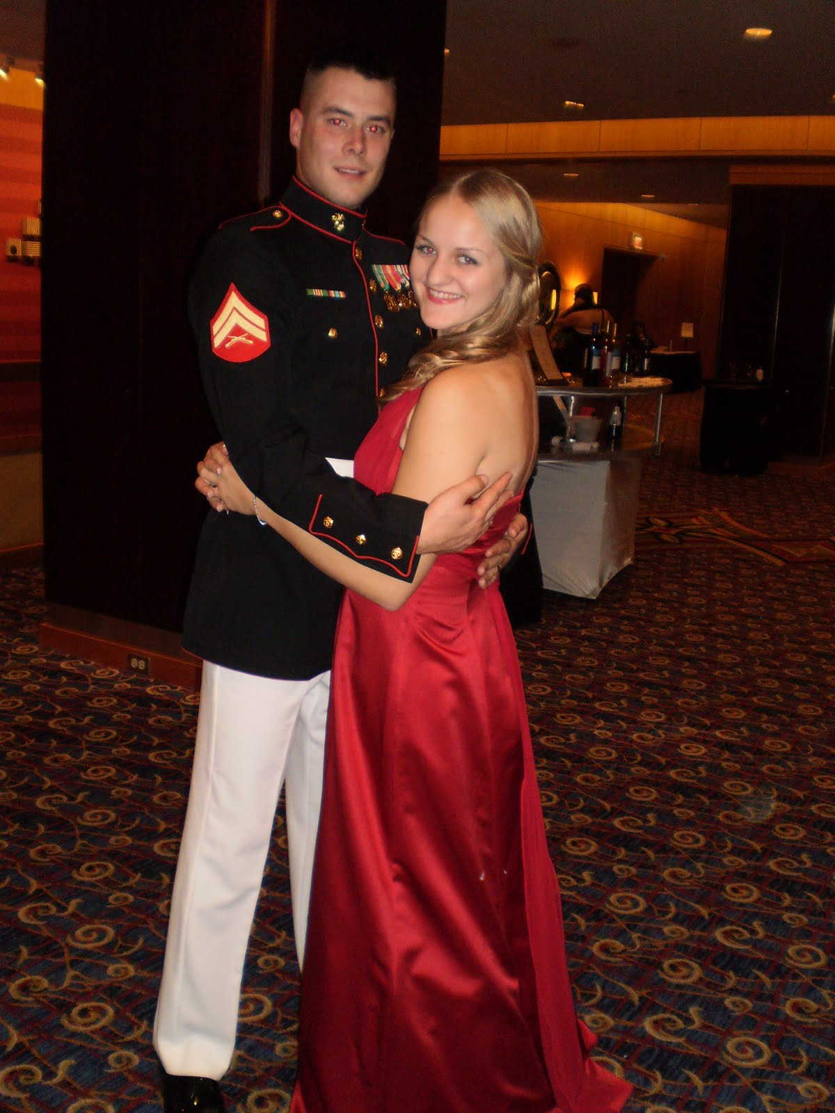 Looks - Corps marine ball what not to wear video
