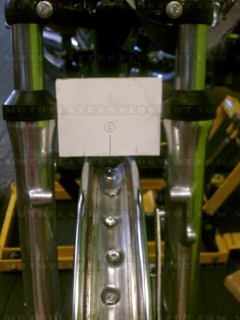 [Độ Xe] Honda CB 400F Cafe Racer nhẹ: (Phần 1) Khung, phuộc và bánh