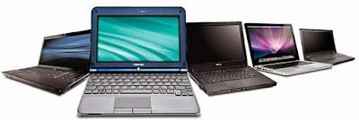 Gambar jenis jenis laptop