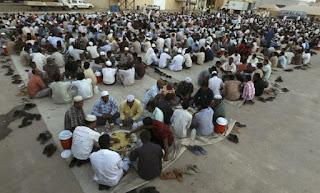 Tradisi Ramadhan di Nigeria