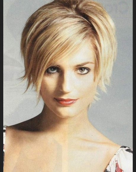 Cool Cute Hairstyles For Short Hair Without Bangs Short Hair Fashions Hairstyles For Women Draintrainus