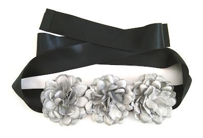 OI 1718 - Coleccion Negro Plata 06 cinturon