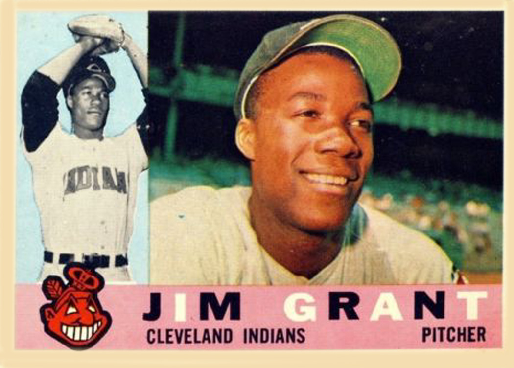 Self-Conscious Jim Grant Autographed Major League Baseball Indians Inscribed Mudcat Sports Mem, Cards & Fan Shop