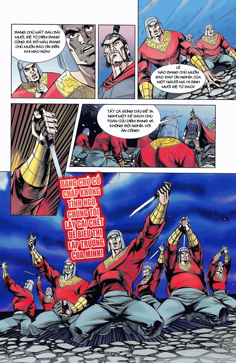 Tần Vương Doanh Chính chapter 10 trang 13