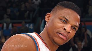 NBA Live 18 Career Wallpaper