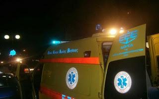 Σοβαρό τροχαίο ατύχημα με τραυματία μια νεαρή στο Πανόπουλο