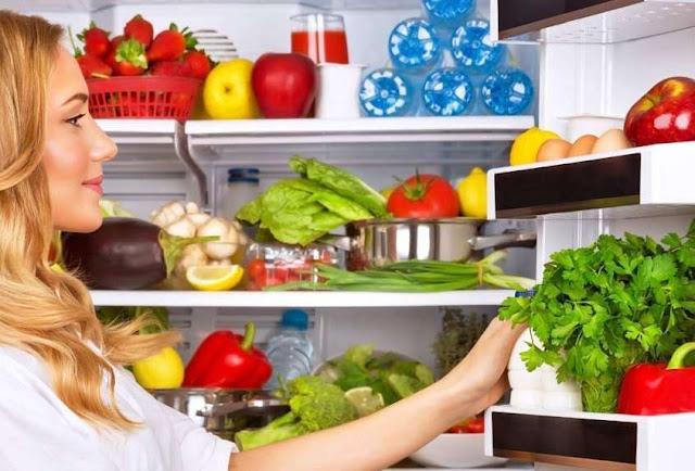 Tips Menyimpan Makanan agar Tidak Cepat Rusak