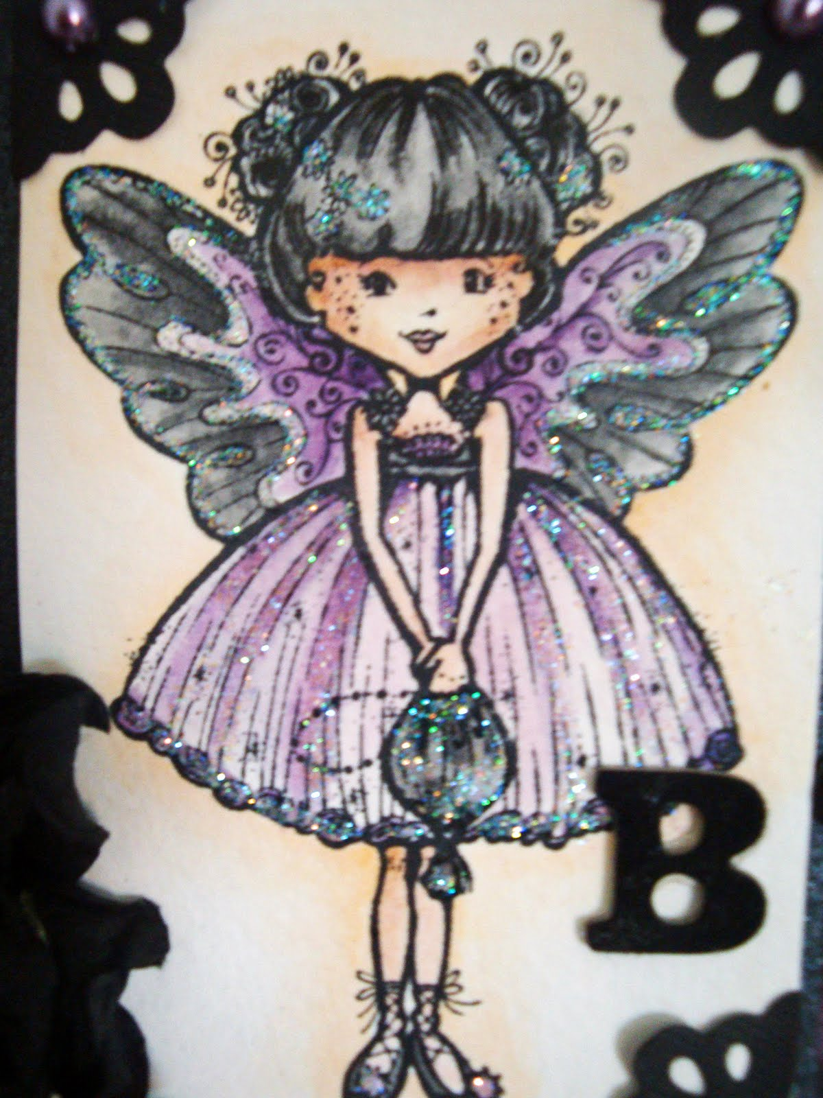 Louises Scrapperie Dt Tickled Pink Stamps Introducing