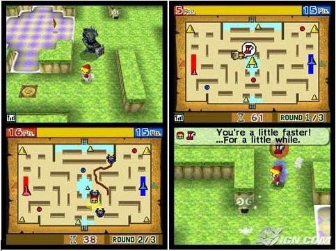 Descargar The Legend Of Zelda Phantom Hourglass Nds Espanol Mega