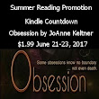 Obsession $1.99 Sale from @JoAnneKeltner June 21-23