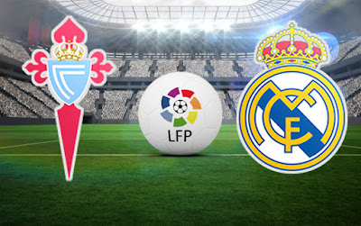 مباراة سيلتا فيغو وريال مدريد بث مباشر