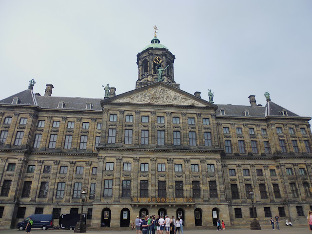 Palacio Real de Ámsterdam (@mibaulviajero)