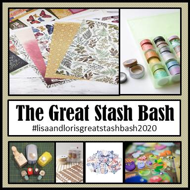August's Great Stash Bash Challenge