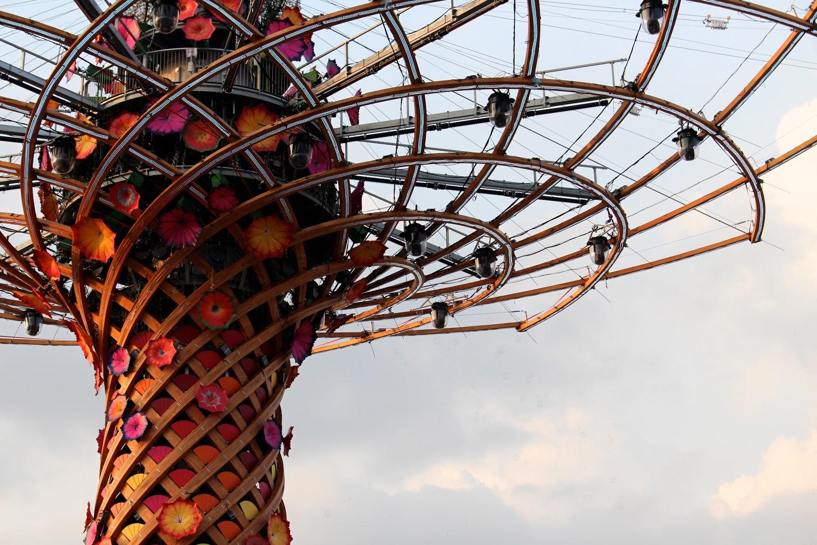 Expo Milano 2015 Life Tree
