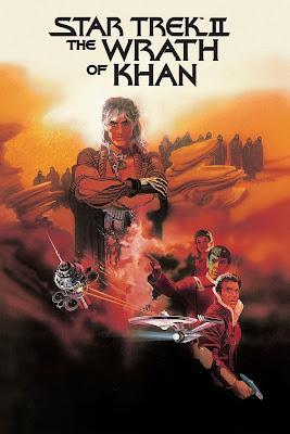 star trek gniew khana film kirk spock shatner nimoy