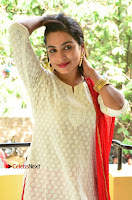 Telugu Actress Vrushali Stills in Salwar Kameez at Neelimalai Movie Pressmeet .COM 0098.JPG