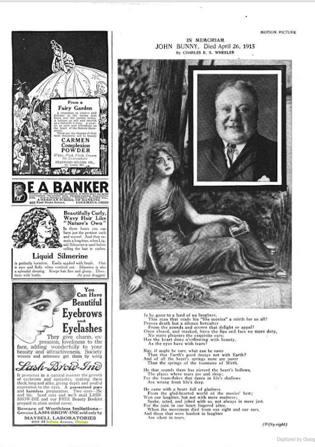 Maybelline was America's first Mascara, 1915. Eugene Rimmel's, European, mascaro, was a darkener for men's mustaches.
