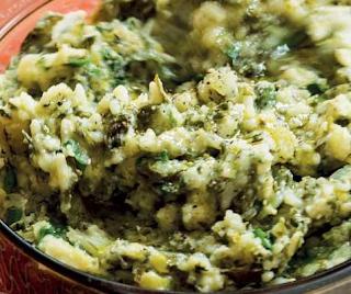 Classic Bondwe Wild Spinach Vegetable Stew