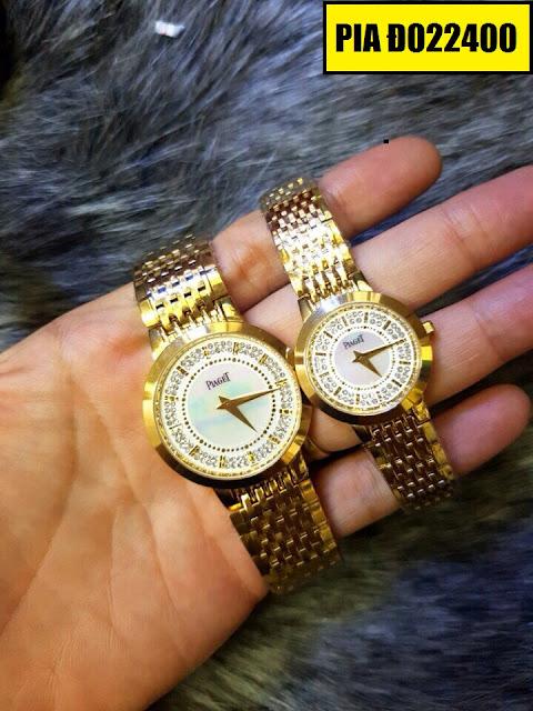 Đồng hồ đôi Piaget Đ022400