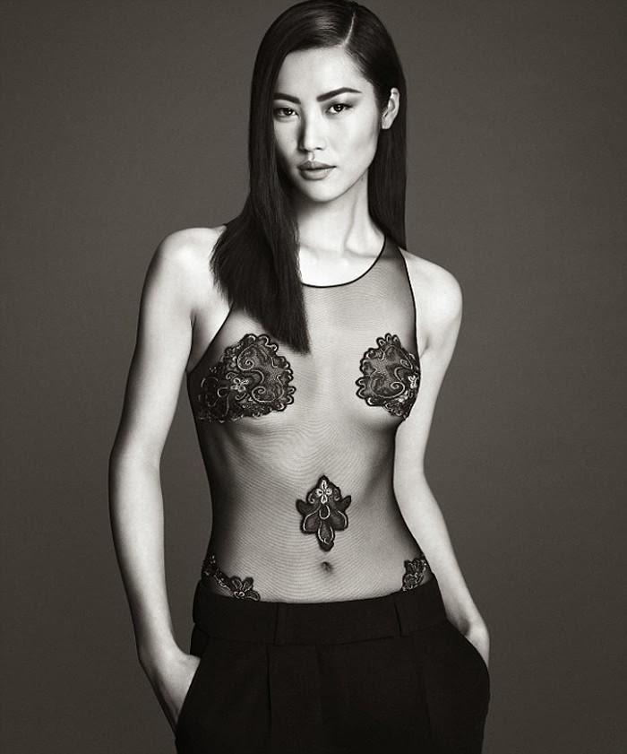 ASIAN MODELS BLOG: AD CAMPAIGN: Liu Wen For La Perla