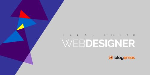 Tugas Detail Seorang Web Designer Profesional