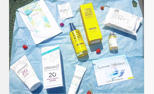 The Natural Beauty Box subscription