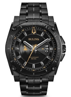 BULOVA MEN'S PRECISIONIST GRAMMYS LIMITED EDITION 98B295