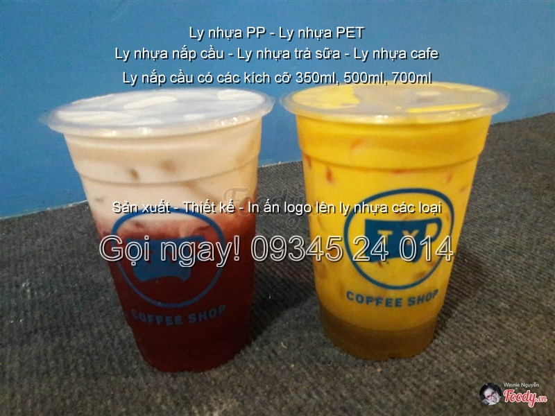 In ly nhựa giá rẻ, tìm nơi in ly nhựa giá rẻ, in ly nhựa trà sữa, in ly nhựa cafe take away