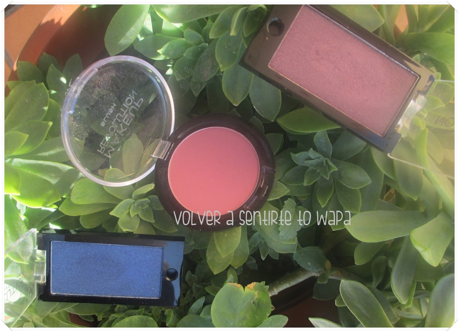 Regalitos de Cumpleaños de Bea {Miss Potingues} - Make Up Revolution