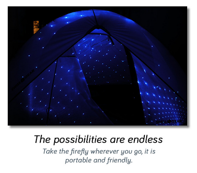 The Firefly LDG Bulb promises to 'change the camping experience for good'