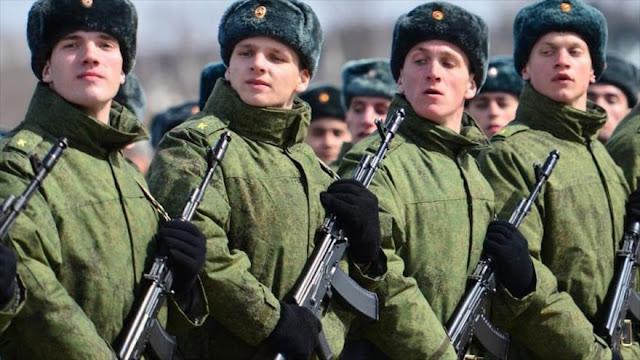 Rusia amenaza con mover sus tropas si Finlandia se une a la OTAN