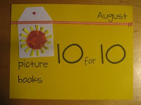 Join Us - Picture Book 10 for 10