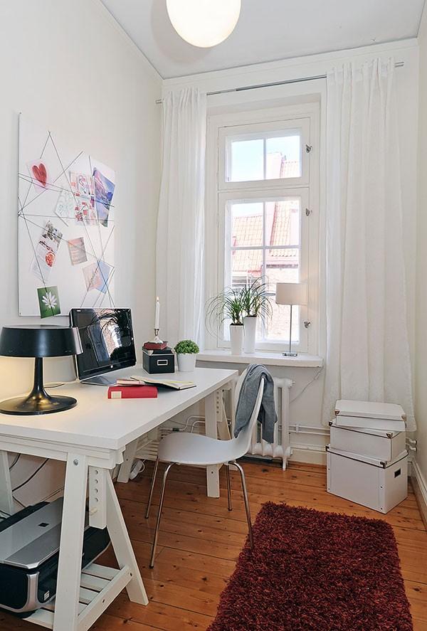 Hogares frescos 30 escritorios para el hogar que for Casa practica decoracion